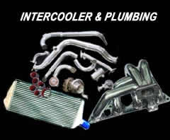 intercoolers & plumbing